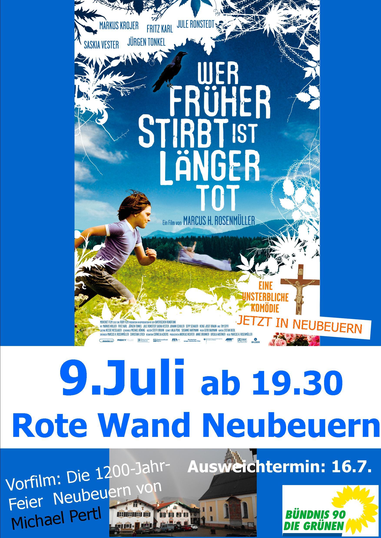 2016-07-09 - Plakat Kino